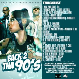 DJ Solo Star - Back 2 The 90s